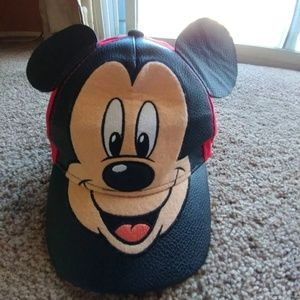 Youth kid's One size Disney's Mickey Mouse Hat
